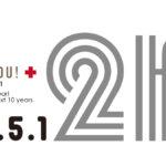 2021年5月1日、GW中にプラスティックス設立20周年